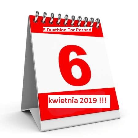 5. edycja Duathlon Tor Poznań i Bieg Formuła 1 wystartuje 6 kwietnia 2019 r.